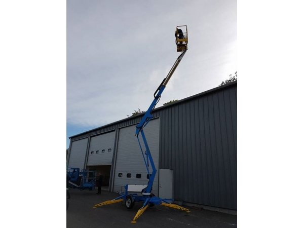 Trailed Boom Lift