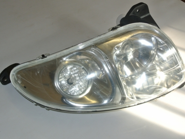 LH TSA/T6000 HEADLAMP (LOW BONNETT)