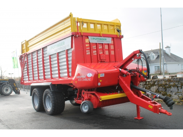 Pottinger Euro Profi 4510 Combline