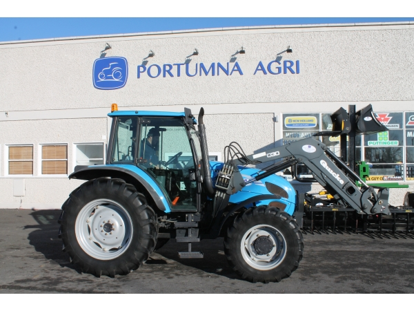 Landini Vision with Quicke Loader only 1700 hours
