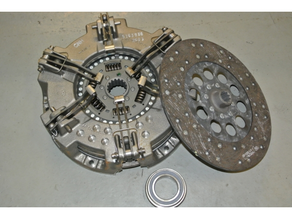 CLUTCH KIT TL & 35 SERIES DOUBLE